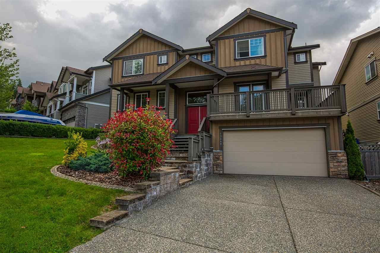 "Main Photo: 13440 235 Street in Maple Ridge: Silver Valley House for sale in ""BALSAM CREEK"" : MLS®# R2391028"