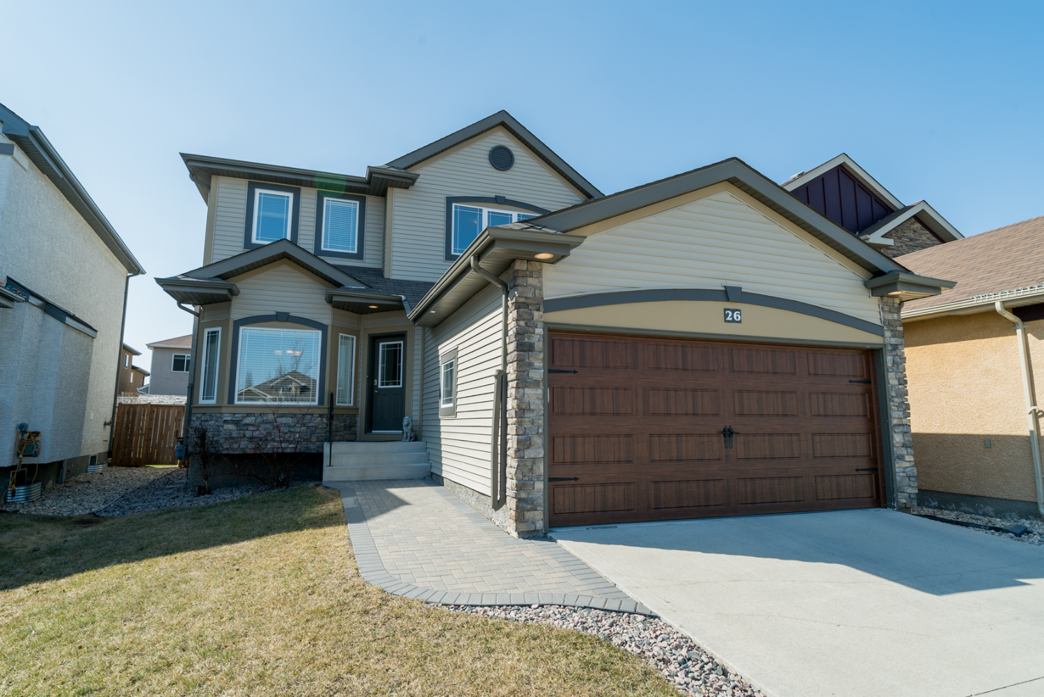 Main Photo: 26 Ironweed Road | Sage Creek Winnipeg