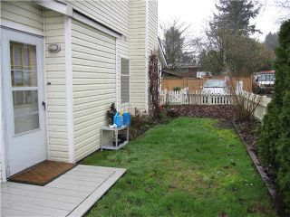 """Photo 13: 501 20675 118TH Avenue in Maple Ridge: Southwest Maple Ridge Townhouse for sale in """"ARBOR WYND"""" : MLS®# V1104184"""