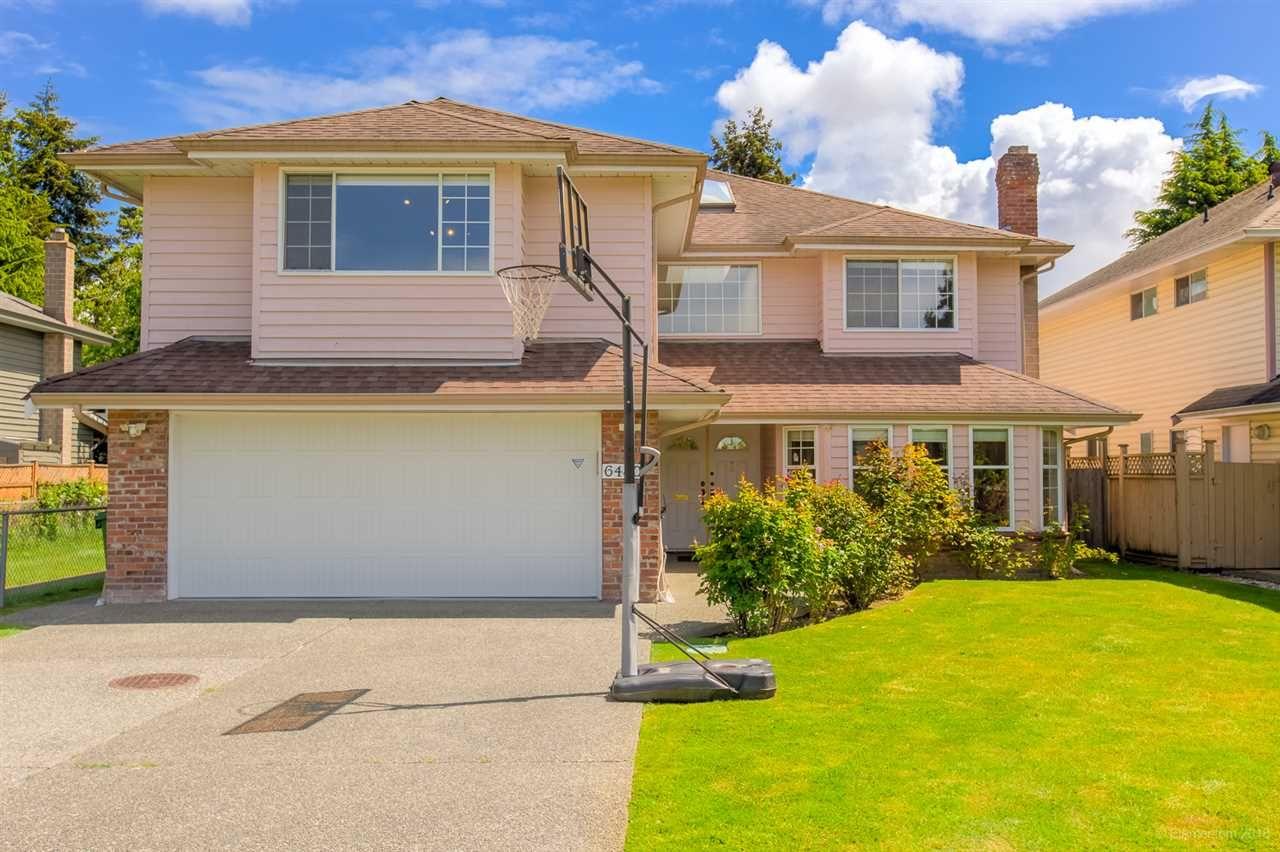 Main Photo: 6480 BOUCHARD Court in RICHMOND: Riverdale RI House for sale (Richmond)  : MLS®# R2458890