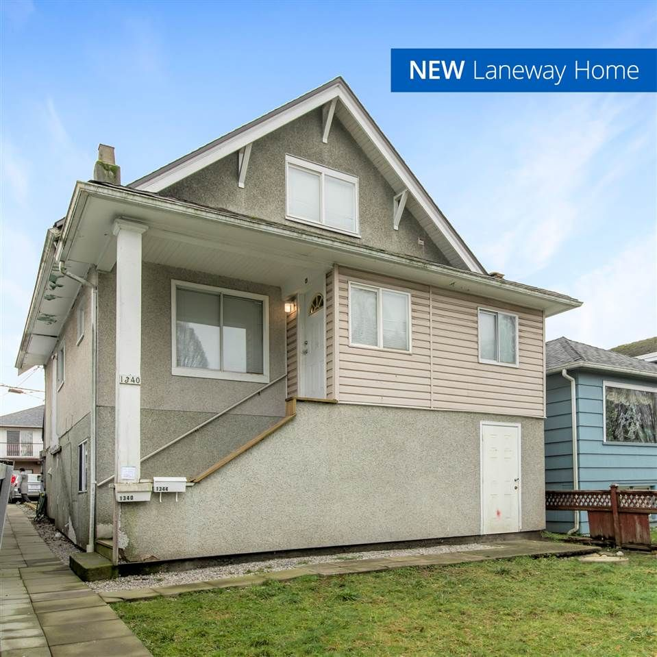 Main Photo: 1340 E 33RD Avenue in Vancouver: Knight House for sale (Vancouver East)  : MLS®# R2558033