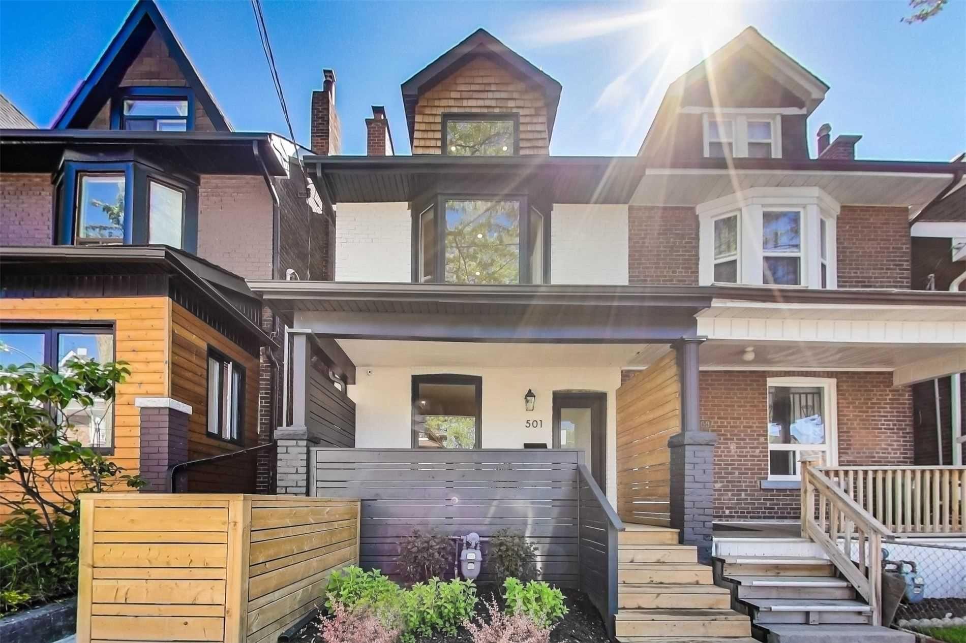 Photo 15: Photos: 501B Carlaw Avenue in Toronto: South Riverdale House (2 1/2 Storey) for lease (Toronto E01)  : MLS®# E4800704