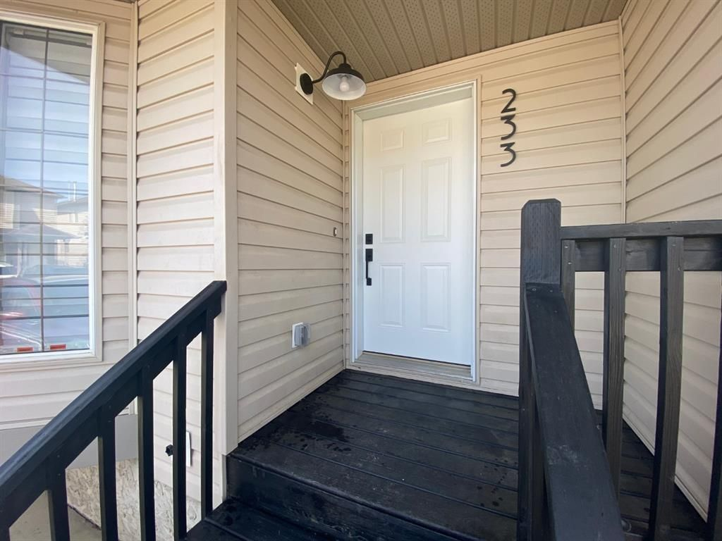 Newly renovated 2-storey home located in Bear Ridge.