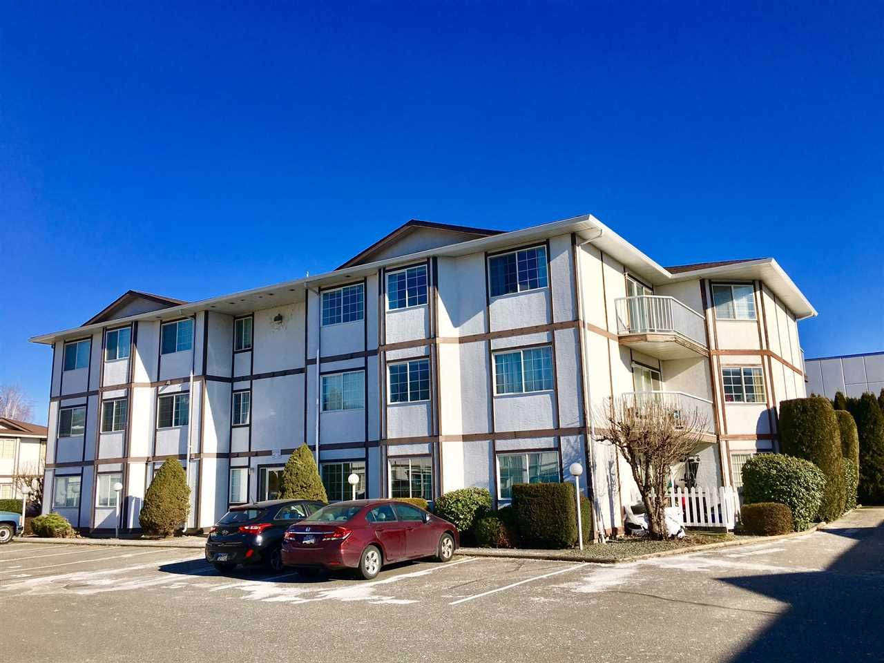 """Main Photo: 302C 45655 MCINTOSH Drive in Chilliwack: Chilliwack W Young-Well Condo for sale in """"McIntosh Place"""" : MLS®# R2338065"""