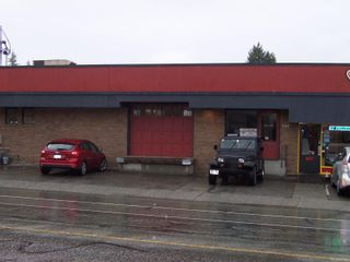 Main Photo: 4724 Roger St in : PA Port Alberni Retail for lease (Port Alberni)  : MLS®# 861009