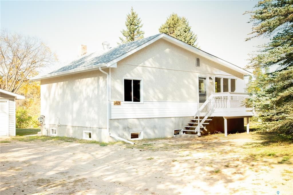 Main Photo: 1415 7th Avenue Northwest in Prince Albert: Nordale/Hazeldell Residential for sale : MLS®# SK872227