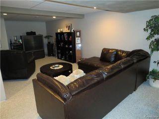 Photo 14: 272 Le Maire Street in WINNIPEG: Fort Garry / Whyte Ridge / St Norbert Residential for sale (South Winnipeg)  : MLS®# 1423797