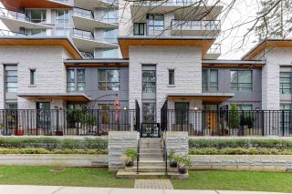 Photo 1: 103 1129 PIPELINE Road in Coquitlam: New Horizons Townhouse for sale : MLS®# R2547180
