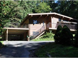 "Photo 1: 1268 GOWER POINT Road in Gibsons: Gibsons & Area House for sale in ""Gower Point"" (Sunshine Coast)  : MLS®# V890427"