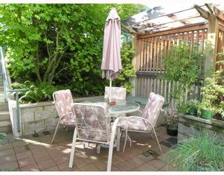 Photo 1: 14 288 ST DAVIDS Avenue in North_Vancouver: Lower Lonsdale Townhouse for sale (North Vancouver)  : MLS®# V764880