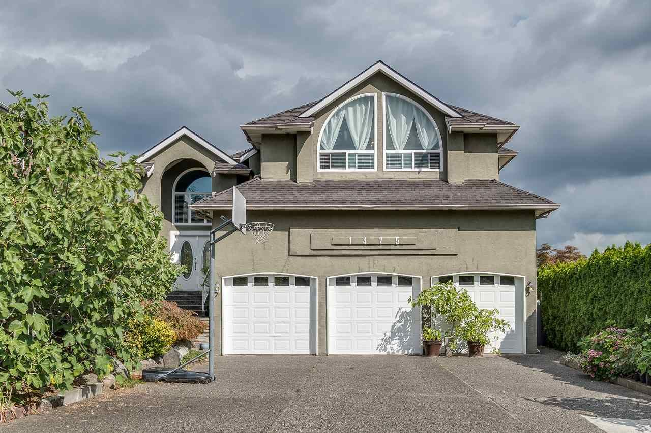 Main Photo: 1475 PURCELL DRIVE in Coquitlam: Westwood Plateau House for sale : MLS®# R2462667
