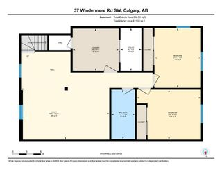 Photo 36: 37 Windermere Road SW in Calgary: Wildwood Detached for sale : MLS®# A1148728