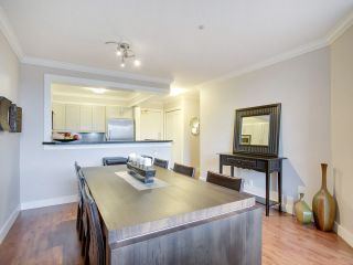 """Photo 8: 408 525 WHEELHOUSE Square in Vancouver: False Creek Condo for sale in """"HENLEY COURT"""" (Vancouver West)  : MLS®# R2123953"""