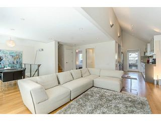 Photo 5: 339 W 15TH AV in Vancouver: Mount Pleasant VW Townhouse for sale (Vancouver West)  : MLS®# V1122110