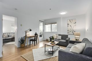 """Photo 2: 109 2238 ETON Street in Vancouver: Hastings Condo for sale in """"Eton Heights"""" (Vancouver East)  : MLS®# R2539306"""