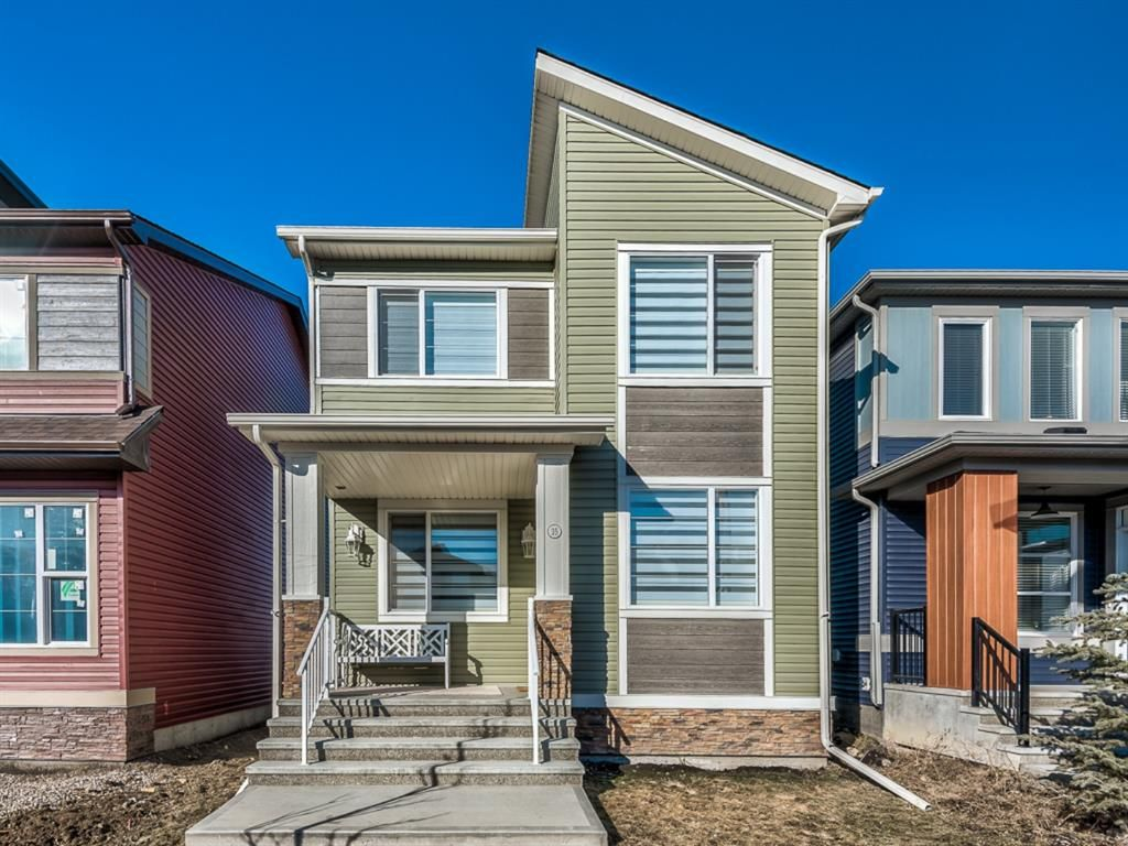Main Photo: 35 Wolf Hollow Way in Calgary: C-281 Detached for sale : MLS®# A1083895