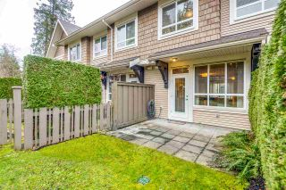 "Photo 24: 18 1305 SOBALL Street in Coquitlam: Burke Mountain Townhouse for sale in ""Tyneridge North by Polygon"" : MLS®# R2541800"