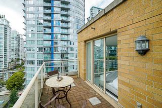 Photo 19: PH 1502 822 Homer Street in Vancouver: Yaletown Condo for sale (Vancouver West)  : MLS®# R2291700
