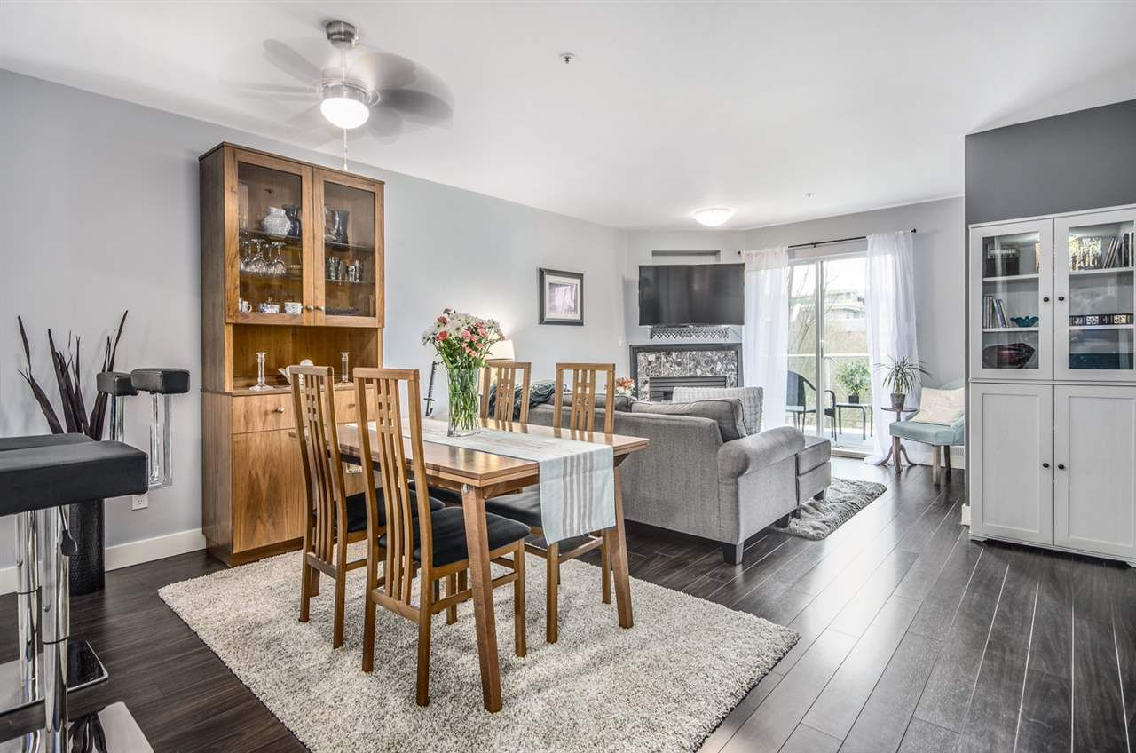 Photo 3: Photos: 308 2380 SHAUGHNESSY Street in Port Coquitlam: Central Pt Coquitlam Condo for sale : MLS®# R2141737