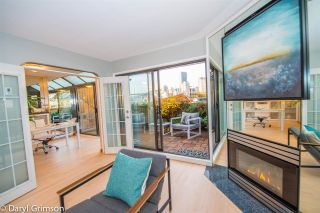 """Photo 8: 1006 IRONWORK PASSAGE in Vancouver: False Creek Townhouse for sale in """"Marine Mews"""" (Vancouver West)  : MLS®# R2420267"""