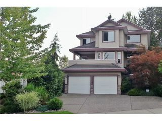 Photo 1: 1700 PADDOCK Drive in Coquitlam: Westwood Plateau House for sale : MLS®# V1022041