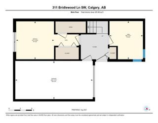 Photo 33: 311 Bridlewood Lane SW in Calgary: Bridlewood Row/Townhouse for sale : MLS®# A1136757