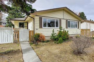 Main Photo: 101 Cambrian Drive in Calgary: Rosemont Semi Detached for sale : MLS®# A1101509