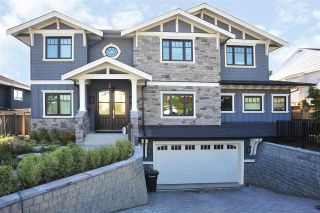 """Photo 1: 365 GLYNDE Avenue in Burnaby: Capitol Hill BN House for sale in """"CAPITAL HILL"""" (Burnaby North)  : MLS®# R2029979"""