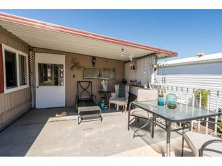 """Photo 33: 34 8254 134 Street in Surrey: Queen Mary Park Surrey Manufactured Home for sale in """"WESTWOOD ESTATES"""" : MLS®# R2586681"""