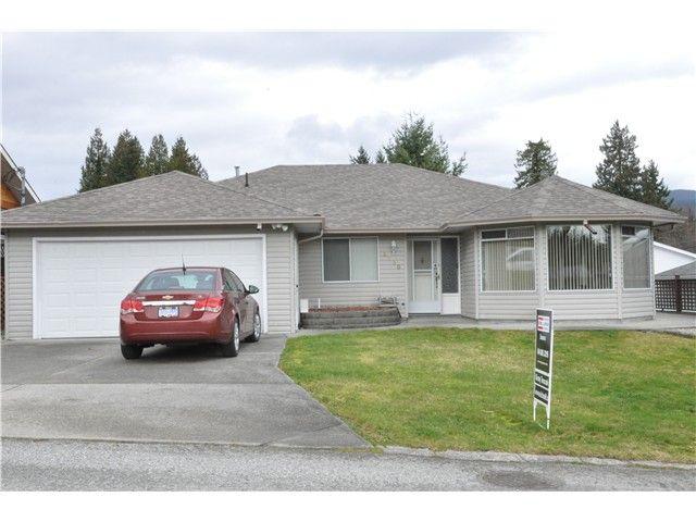 Main Photo: 5750 NEPTUNE Road in Sechelt: Sechelt District House for sale (Sunshine Coast)  : MLS®# V1103579