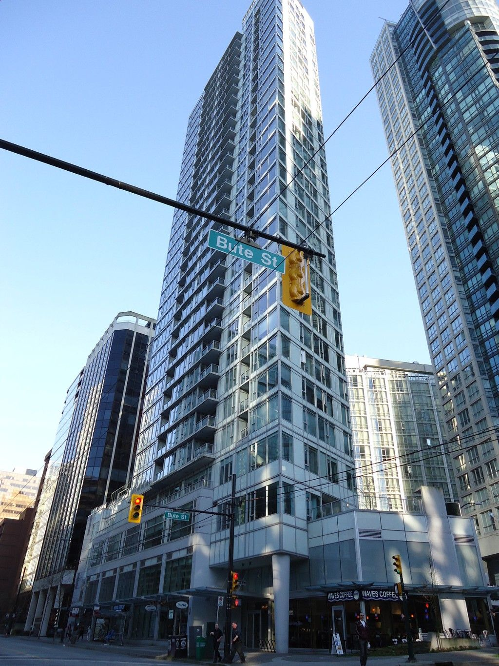 Photo 4: Photos: 1188 West Pender Street in Vancouver: Coal Harbour Condo for rent (Vancouver West)
