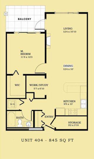 """Photo 2: 404 22255 122 Avenue in Maple Ridge: West Central Condo for sale in """"MAGNOLIA GATE"""" : MLS®# R2611076"""
