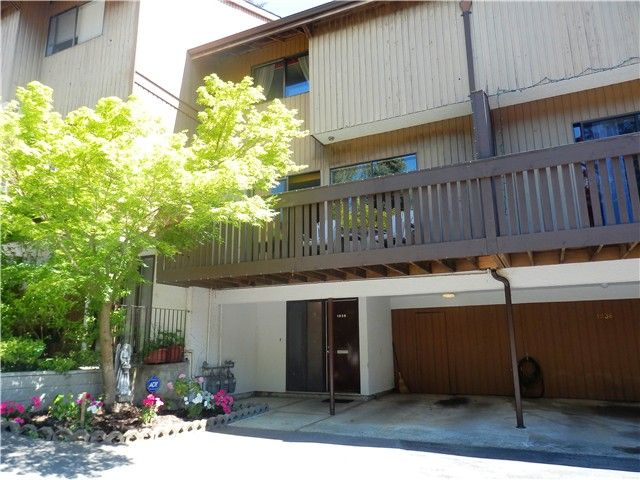 Main Photo: 1938 PURCELL WY in North Vancouver: Lynnmour Condo for sale : MLS®# V1028074
