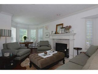 Photo 2: 1289 WOLFE Avenue in Vancouver: Fairview VW Townhouse for sale (Vancouver West)  : MLS®# V1059138