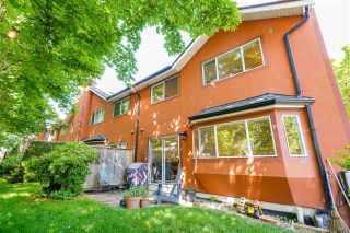 Photo 27: 101 303 CUMBERLAND Street in New Westminster: Sapperton Townhouse for sale : MLS®# R2584594