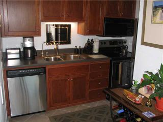 Photo 3: PACIFIC BEACH Condo for sale : 1 bedrooms : 4015 Crown Point Drive #203 in San Diego
