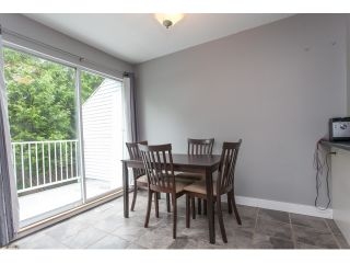 "Photo 6: 27 3087 IMMEL Street in Abbotsford: Central Abbotsford Townhouse for sale in ""Clayburn Estates"" : MLS®# R2065106"