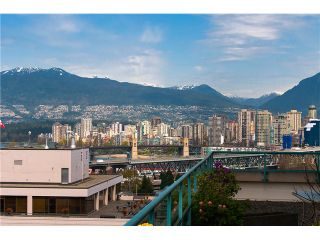 Photo 2: # 604 1355 W BROADWAY ST in Vancouver: Fairview VW Condo for sale (Vancouver West)  : MLS®# V1077006