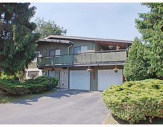 Photo 1: 2821 ST CATHERINE Street in Port_Coquitlam: Glenwood PQ House for sale (Port Coquitlam)  : MLS®# V770984
