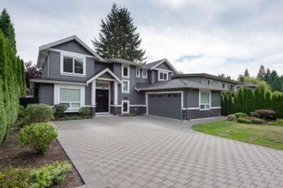 Photo 1: 1671 PIERARD Road in North Vancouver: Lynn Valley House for sale : MLS®# R2617072
