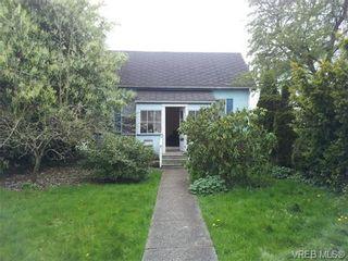 Photo 1: 131 Ladysmith St in VICTORIA: Vi James Bay House for sale (Victoria)  : MLS®# 725922