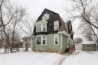 Photo 1: 217 Academy Road in Winnipeg: Crescentwood Residential for sale (1C)  : MLS®# 1905144