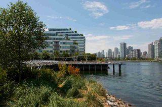 """Photo 35: 193 WALTER HARDWICK Avenue in Vancouver: False Creek Condo for sale in """"BRIDGE"""" (Vancouver West)  : MLS®# R2512536"""