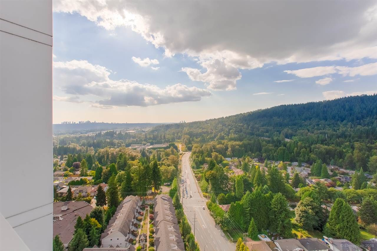 """Photo 7: Photos: 2603 520 COMO LAKE Avenue in Coquitlam: Coquitlam West Condo for sale in """"THE CROWN"""" : MLS®# R2483945"""