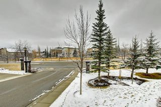 Photo 33: 91 Evercreek Bluffs Place SW in Calgary: Evergreen Semi Detached for sale : MLS®# A1075009