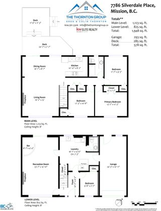 """Photo 22: 7786 SILVERDALE Place in Mission: Mission BC House for sale in """"Silverdale Pl Estates"""" : MLS®# R2585884"""