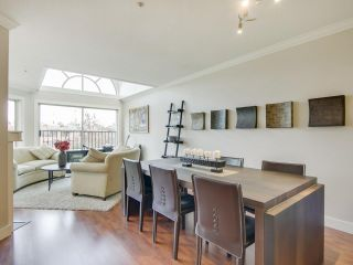 """Photo 2: 408 525 WHEELHOUSE Square in Vancouver: False Creek Condo for sale in """"HENLEY COURT"""" (Vancouver West)  : MLS®# R2123953"""