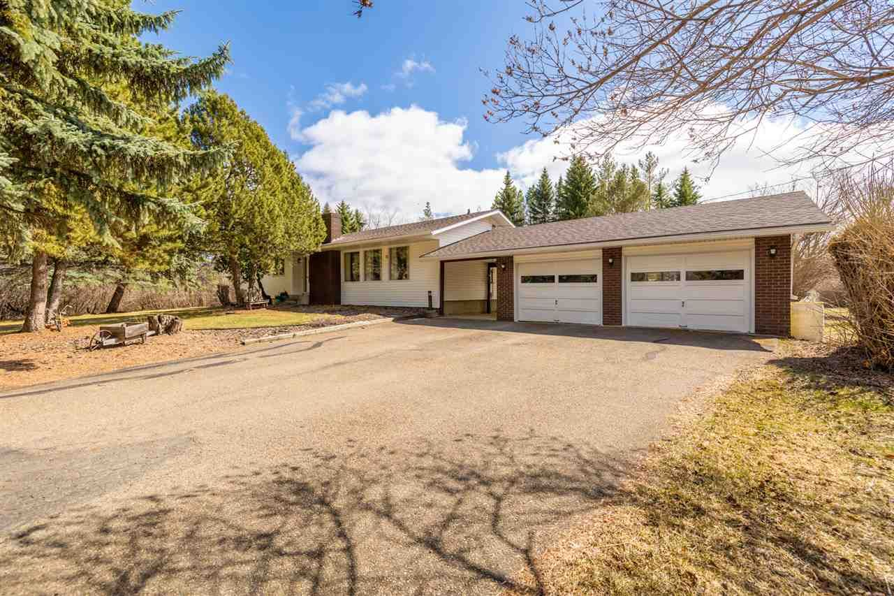 Main Photo: 21557 WYE Road: Rural Strathcona County House for sale : MLS®# E4240409