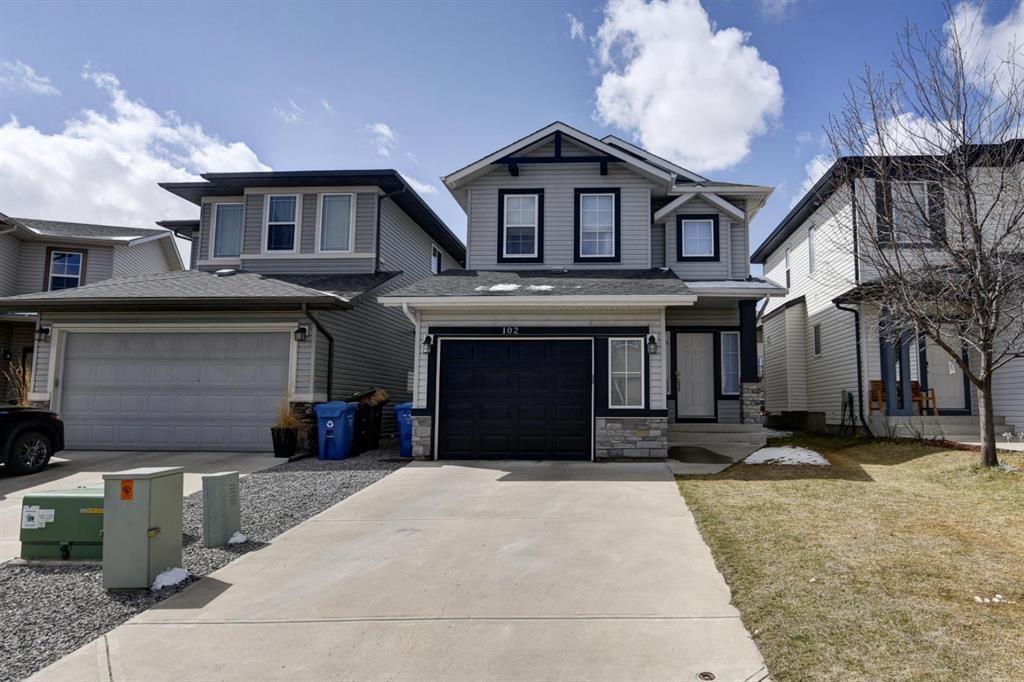 Main Photo: 102 Everoak Gardens SW in Calgary: Evergreen Detached for sale : MLS®# A1096795