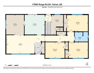 Photo 4: 175003 RANGE ROAD 241: Vulcan Detached for sale : MLS®# A1098192